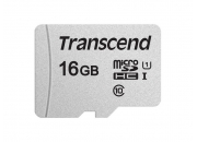 Transcend microSDHC 300S 16GB | Карта памяти 16GB для экшн-камер | Transcend