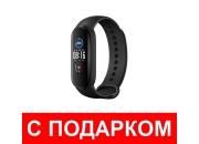 Фитнес-браслет Xiaomi Mi Band 5 (черный, китайская версия)