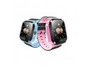 Детские умные часы Smart Baby Watch Q528 (Розовые)