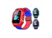 Детские умные часы Smart Baby Watch Q88 (Красные)