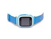 Детские часы Smart Baby Watch GPS Q80 (голубой)