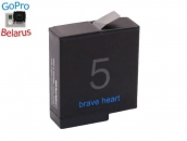 Зарядное и аккумулятор для экшн-камер GoPro Hero5/6/7/8 Black | Brave Heart