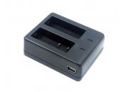 Зарядное устройство на два аккумулятора для экшн-камер EKEN | EKEN