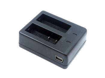 Зарядное устройство на два аккумулятора для экшн-камер EKEN   EKEN