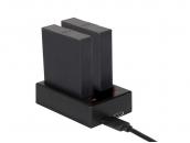 Зарядное устройство на два аккумулятора для экшн-камер GoPro Fusion | DuraPro