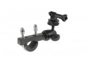 Выносное поворотное крепление на руль велосипеда для экшн-камер GoPro | Poloz