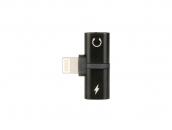 Адаптер под питание и микрофон на стабилизатор для Iphone | ULANZI