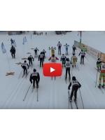 Лыжная гонка: Кольчугино IV этап кубка двух городов «К²» ФИНАЛ
