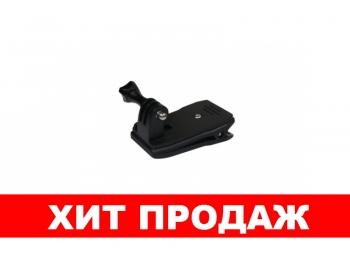 Крепление-прищепка для экшн-камер GoPro   Telesin