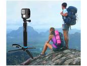 Вертикальное крепление-рамка для экшн-камер GoPro Hero5/Hero6/Hero7 | Telesin