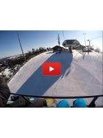 Сноубординг на Свияжских холмах