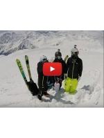 Спидрайдинг-спуск с Эльбруса