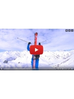 Красивое зимнее видео из Грузии