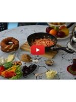 Готовим турецкий завтрак