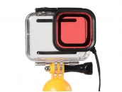 Подводный светофильтр бокса для экшн-камеры GoPro Hero 8 Black| Shoot