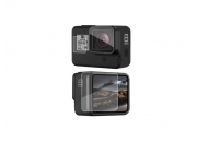 Комплект защитных стекло для экшн-камеры GoPro Hero 8 Black | Shoot