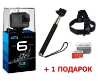 Стартовый комплект с GoPro Hero 6 Black + 1 подарок
