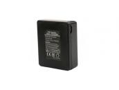 Зарядное устройство на два аккумулятора для экшн-камер SJCAM SJ4000/SJ5000/M10   KingMa