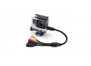 Combo Cable | Комбинированный кабель для экшн-камер GoPro Hero3/Hero4