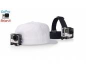 Крепление на голову GoPro Head Strap + QuickClip (ACHOM-001)