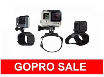 The Strap (Hand + Wrist + Arm + Leg Mount) | Крепление на конечности для экшн-камер GoPro