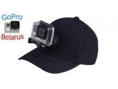 Бейсболка с креплением для экшн-камер GoPro | Poloz