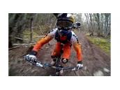 Боковое крепление на шлем для экшн-камер GoPro | Poloz