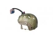 Выносное крепление на шлем для экшн-камер GoPro | Telesin