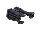 Шарнирная защелка-крепление для экшн-камер GoPro   Telesin
