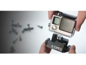Многофункциональная подставка Slopes для экшн-камер GoPro   Slopes
