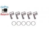 Attachment Keys + Rings (for Smart Remote + Wi-Fi Remote) | Крепления Wi-Fi пульта для экшн-камер GoPro